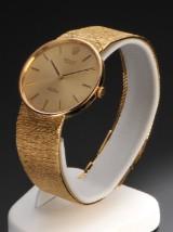 Vintage Rolex Cellini, men's watch, 18 karat gold