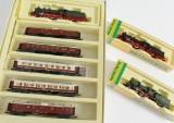 Minitrix. Modeltog, Minitrix. Modeltog samt to lokomotiver (3)