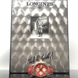 Longines Special Series, Charles Lindbergh, Chronograph Angle Horaire