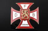 Finlandskors - danske frivillige i Finlandskrigen