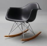 Vitra Home Eames Plastic Chair RAR. Gyngestol