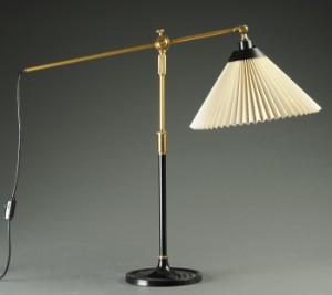 vara 3729575 aage petersen for le klint bordlampe teleskoplampe model 338. Black Bedroom Furniture Sets. Home Design Ideas
