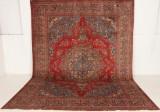 Handknuten äkta matta, Mashad, 390x285 cm
