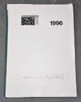 Lars Dan, Anne Vilsbøl, Albert Merz mfl., samling litografier, kompositioner (6)