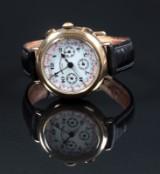 Eberhard & Co. Chronographe, herreur, sterlingsølv