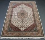 Indisk Bidjar 176 x 249 cm.