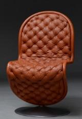 Verner Panton. Vintage 'System 1-2-3' lounge chair