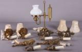 Samling lamper (7)