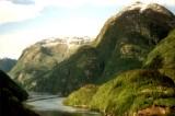 4 dages ophold i feriehus ved Hardangerfjorden i Norge