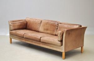 m bel mogens hansen 3 sitzer sofa mit. Black Bedroom Furniture Sets. Home Design Ideas