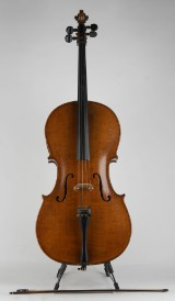 Cello, 4/4, tillverkad 1902