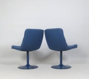 vare 4067969 geoffrey harcourt set st hle der 1960 70er. Black Bedroom Furniture Sets. Home Design Ideas