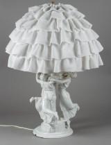 Tischlampe 'Festreigen', Entwurf Karl Himmelstoss