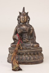 Tibetansk Rinpothe / Buddha