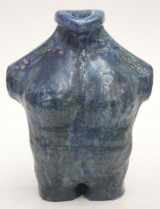 Stefan Storeni, skulptur/vas, stengods