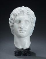 Alexander den store. Buste