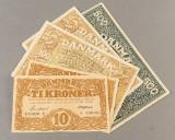 Danmark. 500 kroner pengeseddel 1941 mm (5)
