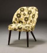 Dansk møbelproducent. Lænestol, 1960'erne