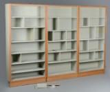 Børge Mogensen & Grethe Meyer. Boligens byggeskabe. Tre bogreoler (6)