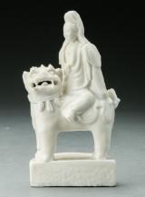 Figur Guan Yin, Kina, ant. 1700-tallet
