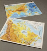 Franske skolekort - kort på begge sider (2)