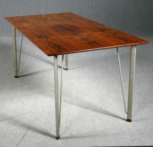 arne jacobsen bord Arne Jacobsen. Bord, palisander model 3605 | Lauritz.com arne jacobsen bord