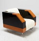Ernst Billgren, lounge chair, 'Otto von Fieandt'
