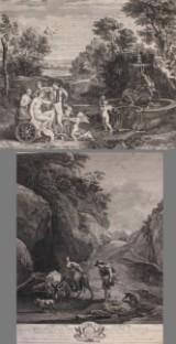 Bernard Picart samt Pierre Francois Martenasie, Etsningar, 1700-tal (2)