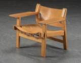 Børge Mogensen. 'The Spanish Chair', oak, model 2226,
