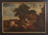 Okänd konstnär, olja, 1700-tal