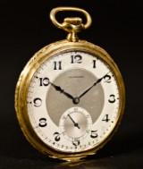 Fickur, Longines 18k guld