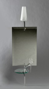 Philippe Starck for Driade, Royalton hotel, New York. Væghængt spejl, model Driade