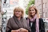 Karen Thisted og Suzanne Bjerrehuus på Kongeåkroen 5. september 2014 inkl. 3 retters middag. 4 personer.