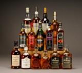 Spiritus-samling af Malt whisky samt Blended whisky (29)