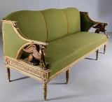 Ephraim Ståhl, hans art, soffa sengustaviansk omkring 1800