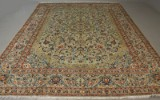 Persian Kashan. Wool with cotton. 400 x 305 cm.