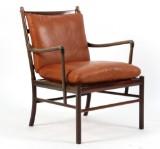 Ole Wanscher. Lænestol 'Colonial Chair', model PJ 149