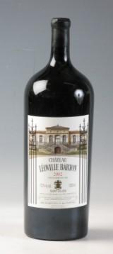 1 Balthazar (12-liter) Château Leoville Barton 2002. (1)