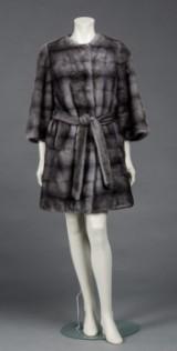 Birger Christensen, Bee Cee, mink jacket. Size 38