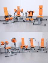 Robosport. Complete set of training machines for circuit training (9)