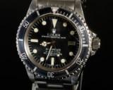 Rolex Oyster Perpetual date Sea-Dweller herreur , model 1665 , årgang1979/80