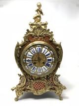 Boule Pendule Stiluhr, Napoleon III Frankreich um 1870