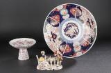 Samling porcelæn / fajance Bjørn Wiinblad mm. (3)