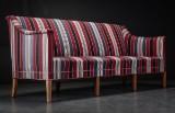 Kaare Klint. Tre-personers sofa, model 6092