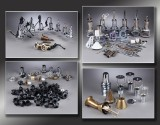 A comprehensive collection of PH spare parts, Poul Henningsen 1894 - 1967