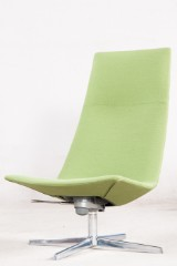 Lievore Altherr Molina, highback chair model Catifa 60 for Arper