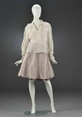 Karen Millen, bluse, top samt nederdel, str. 42 (3)