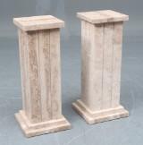 A pair of marble pillars (2)