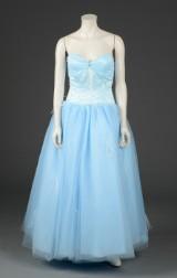 Galla kjole med tyl
