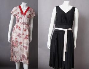c284699311c2 Malene Birger Philosophy Blues Original. To kjoler 2 Denne auktion er  annulleret - se nu
